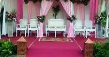 dekorasi kartini: dekorasi pernikahan di rumah
