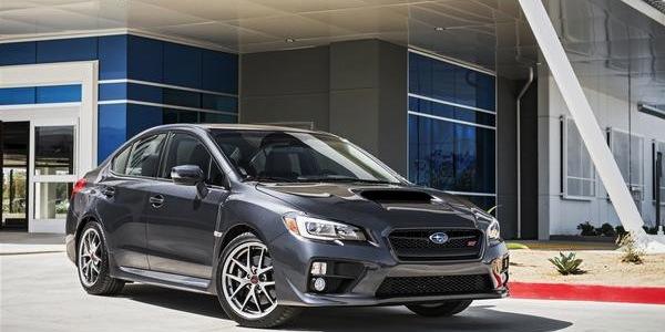 2016 Subaru WRX & WRX STI Owners Manual Pdf