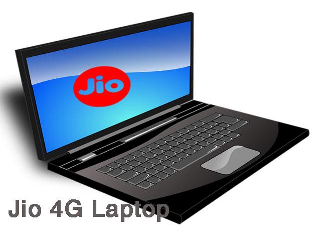Reliance Jio 4G Laptop