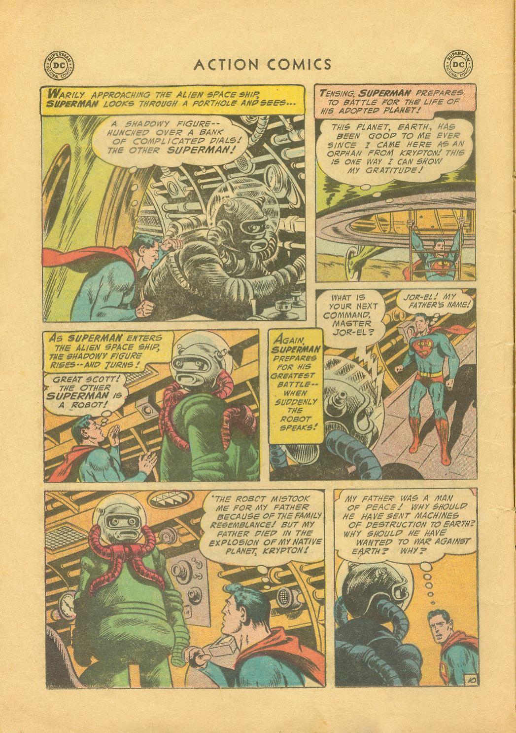 Action Comics (1938) 216 Page 12