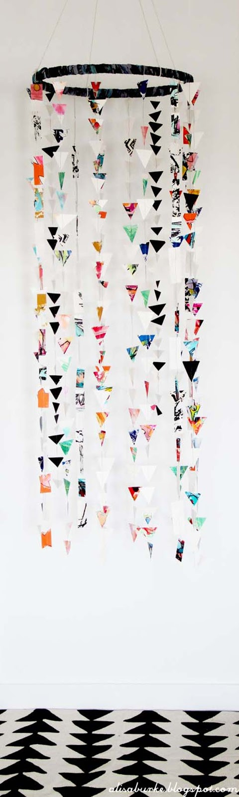 12 diy crafts using wrapping paper that are just amazing for Cool paper projects
