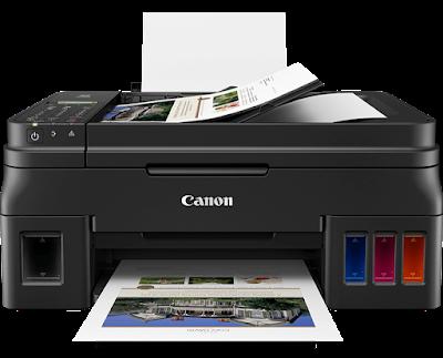 Canon PIXMA G4411 Drivers & Software Downloads