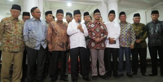 Dorong Rekonsiliasi, Ormas Islam Harap Jokowi dan Prabowo Segera Bertemu