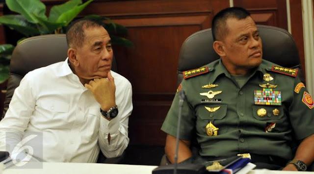 Panglima TNI  10 WNI Yang DI Sekap Abu Sayyaf Sehat-Sehat Saja