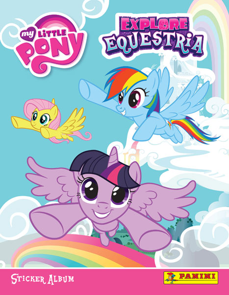 PANINI-My Little Pony-Sticker 145
