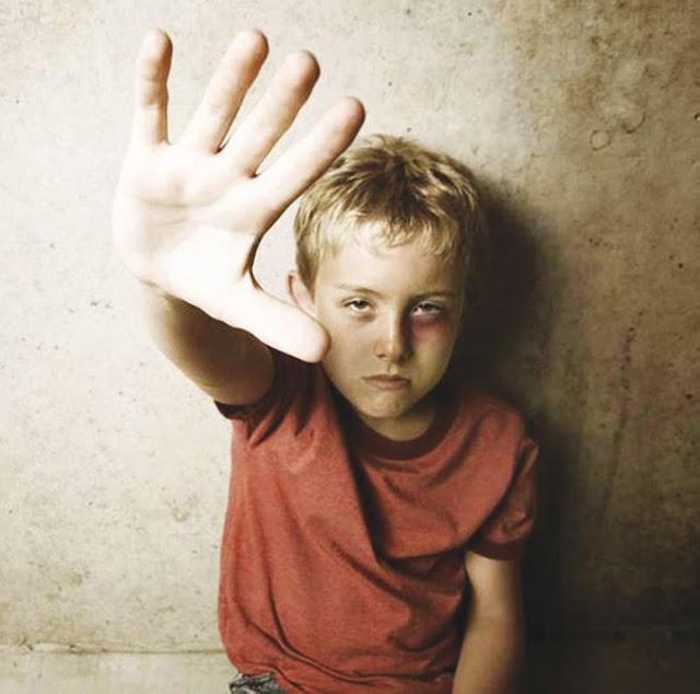 العنف ضد الأطفال وآثاره النفسية والاجتماعية