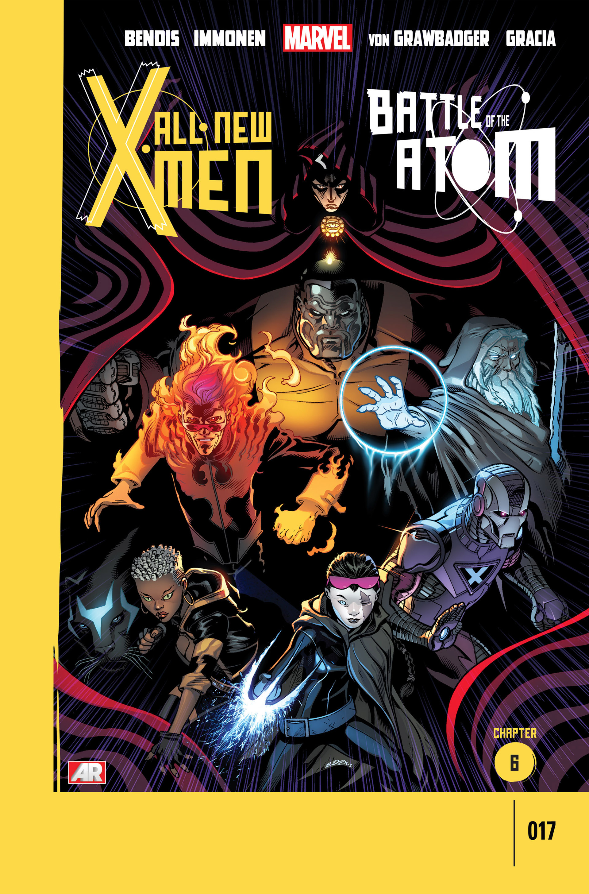 Read online All-New X-Men (2013) comic -  Issue #17 - 1