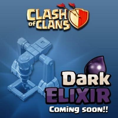 Cara Mendapatkan Dark Elixir dengan Mudah