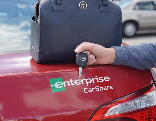 enterprise carshare chicago