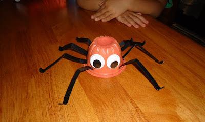 DIY Spider