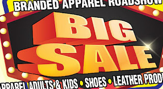 Branded Apparels Big Sale 2016
