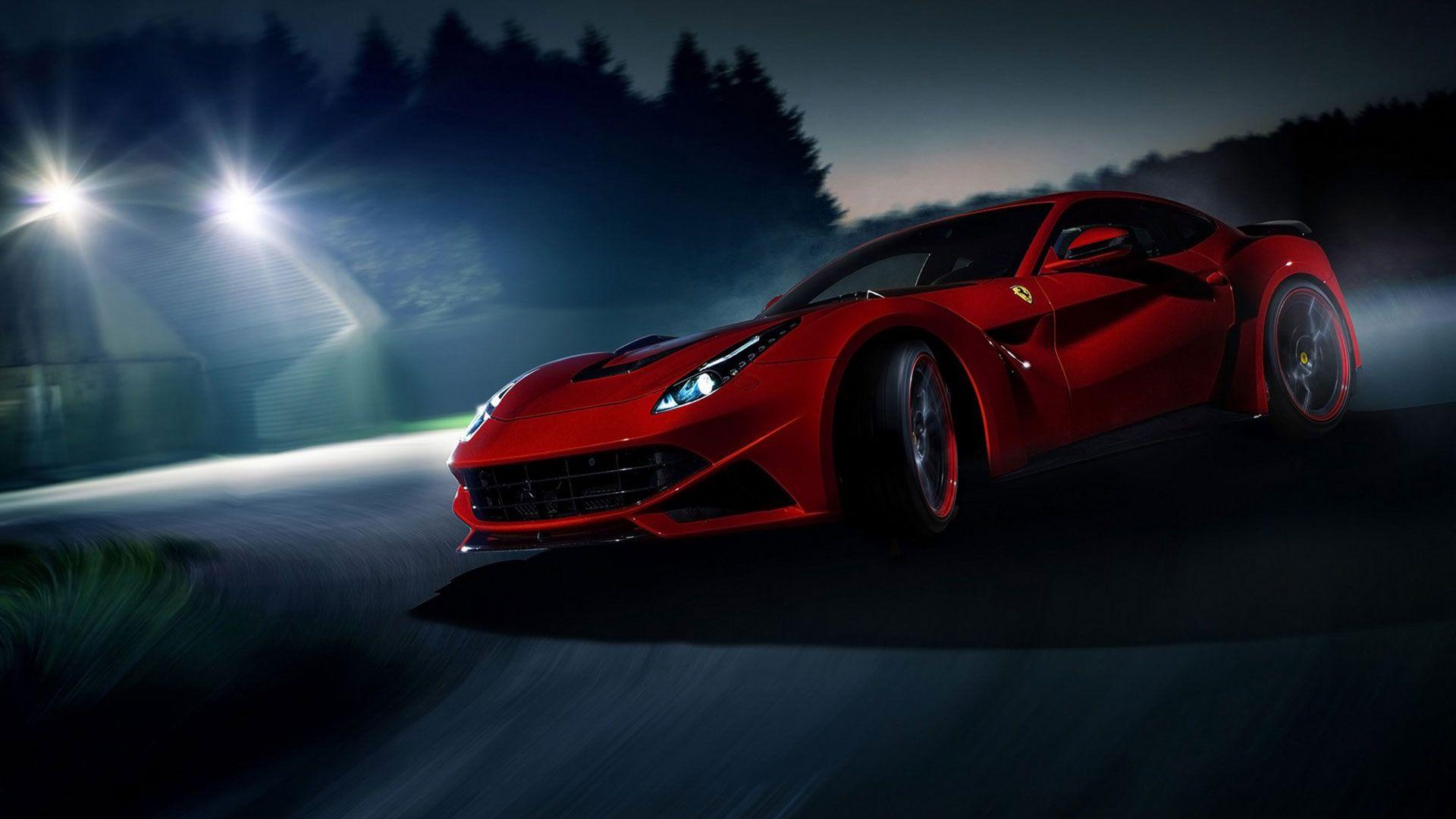 Süper Spor Araba Resimleri