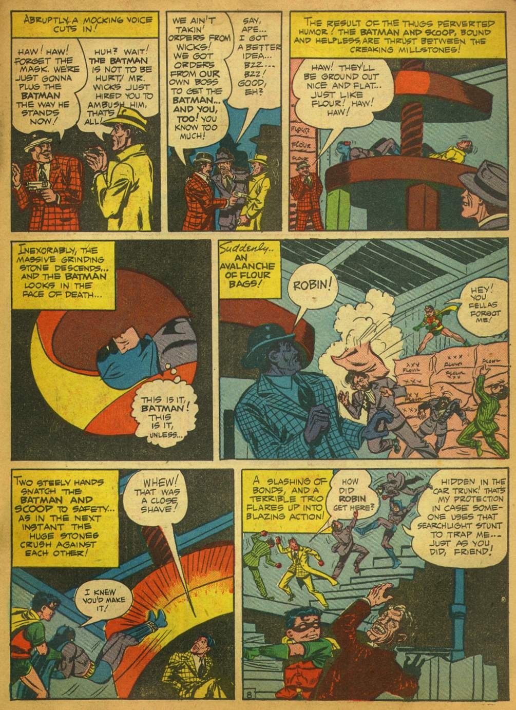 Read online World's Finest Comics comic -  Issue #6 - 93