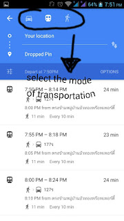 Map going to Nonthaburi Adventist Church, nonthaburi, thailand, seventh-day adventist church