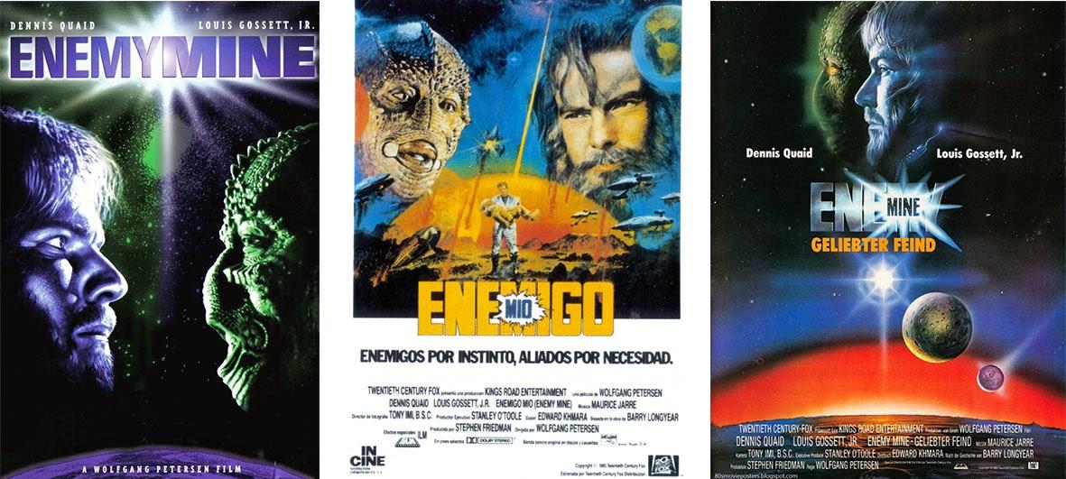 Enemy Mine - Mój własny wróg (1985)