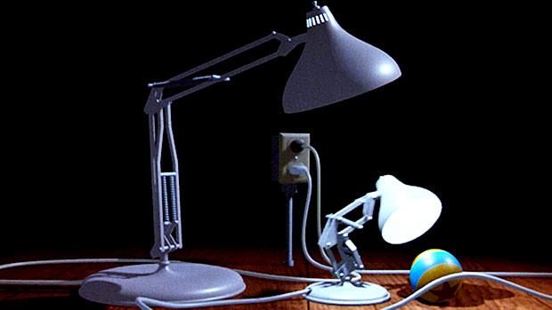 Pixar Luxo Jr Lamp