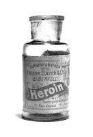 Heroína comercializada por Bayer