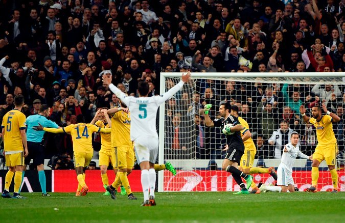 Juventus' Near Miracle Against Real Madrid Ends in Controversy