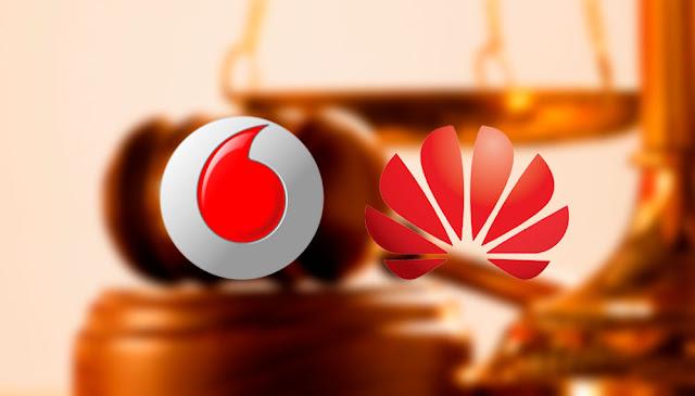 Nuevo juicio de la startup española TOT contra Vodafone y Huawei.