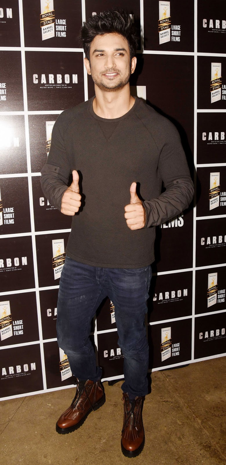 Bollywood Celebrity at Special Screening of 'Carbon' film at Sunny Super Sound