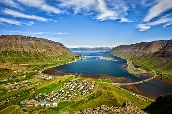 Ísafjörður: Capital de los Fiordos del Oeste en Islandia