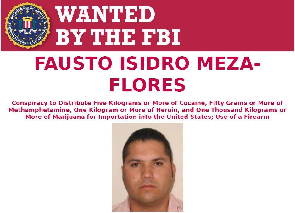 Ofrece EU 5 Millones de Dolares por información de 'El Chapo Isidro'