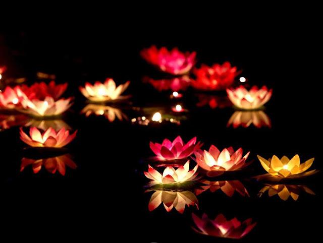 Lampion Apung