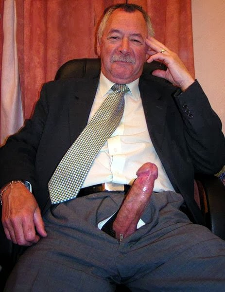 Old Man Cock Gay 80