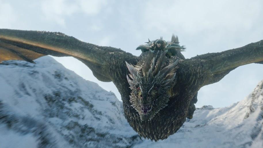 Jon Snow Dragon Game Of Thrones 4k Wallpaper 80