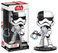 Wobblers - Star Wars: The Last Jedi - First Order Executioner