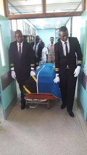 Mwili wa Mbunge Bulago Watolewa Muhimbili  Kupelekwa Bungeni Kwaajili ya Kupewa Heshima ya Mwisho