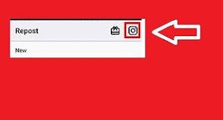 Cara Repost Foto Caption dan Video Instagram Menggunakan Aplikasi