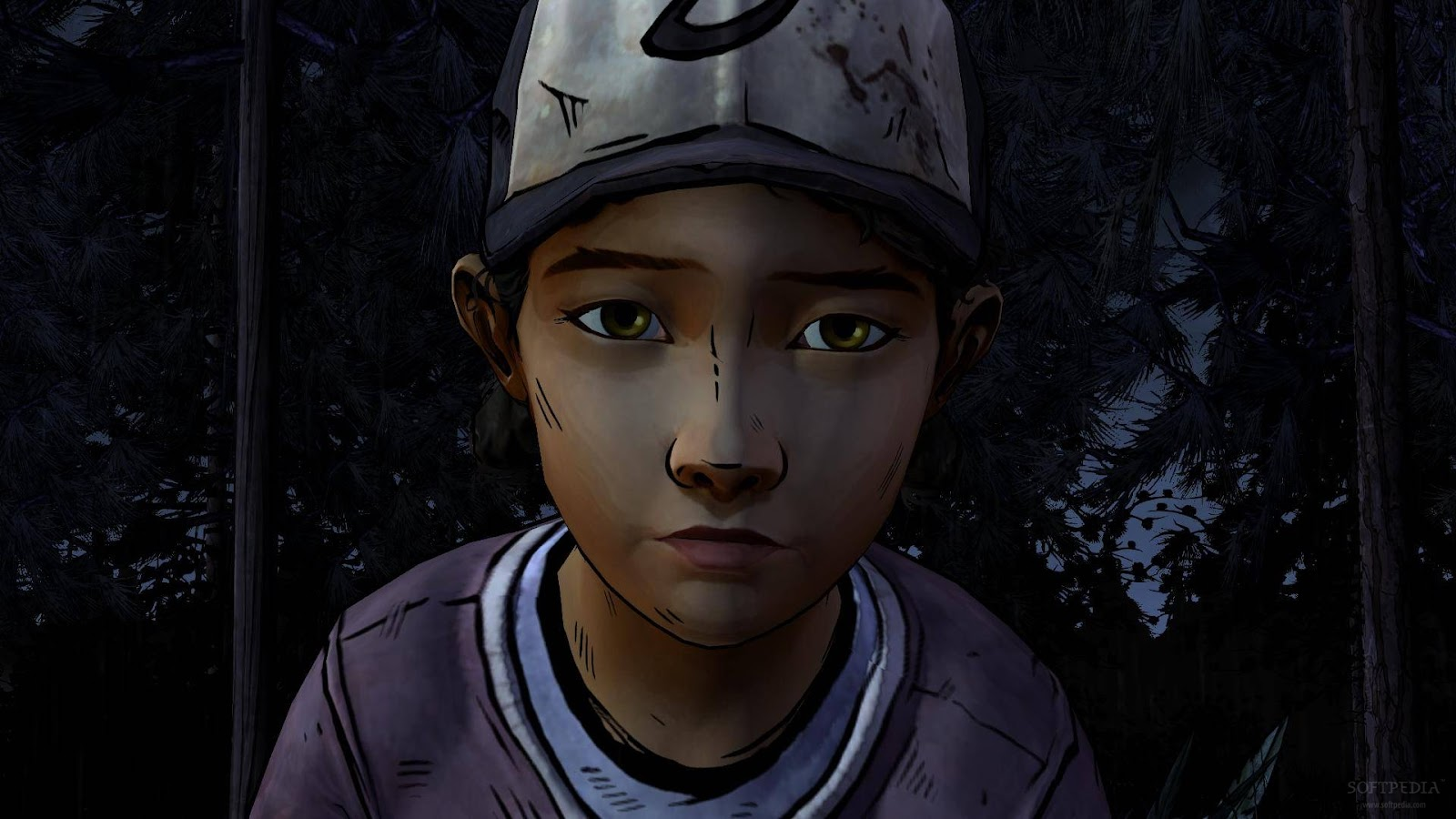 The walking dead game season 4 clementine