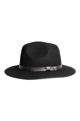wełniany kapelusz H&M wyprzedaż trendy jesień 2016 blog modowy