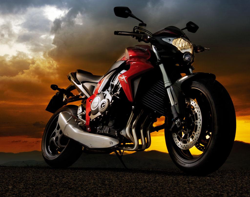 Moto Honda CBR 300 R