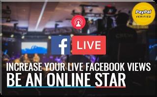 Buy Fast Facebook Live Stream Video Views