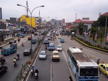 Mahasiswa UI Korban Kecelakaan di Jalan Margonda