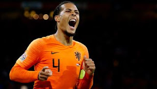 Belanda Libas Jerman 3-0 Highlights