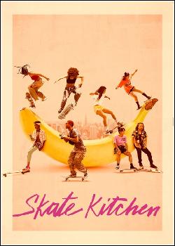 Skate Kitchen Dublado