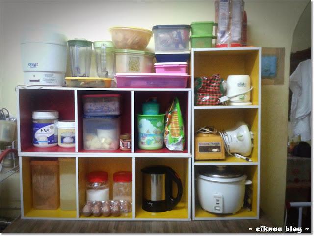 Susunan Dapur Tanpa Kabinet Desainrumahid