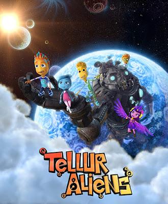 Tellur Aliens 2016 Custom HD Dual Latino