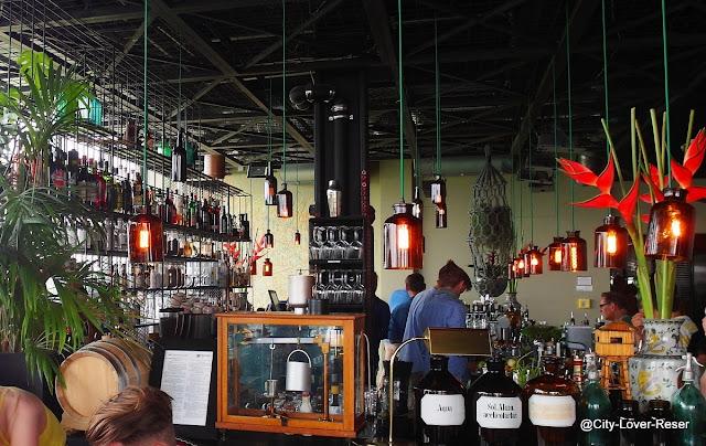 Berlin - Monkey Bar