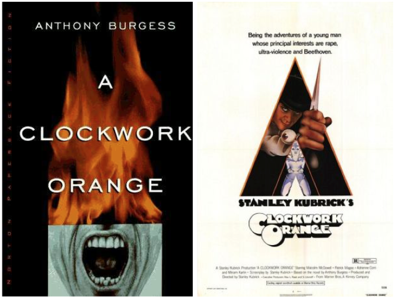 """a description of humanity in a clockwork orange by anthony burgess Boekverslag engels a clockwork orange door anthony burgess  experiment,  because he gets very depressive and is even considering suicide summary:   but the government tries to make humans like machines that run like a """"clockwork ."""