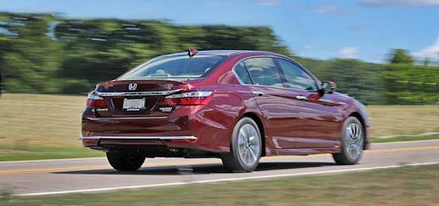 New Nonda Accord Hybrid Specs 2017