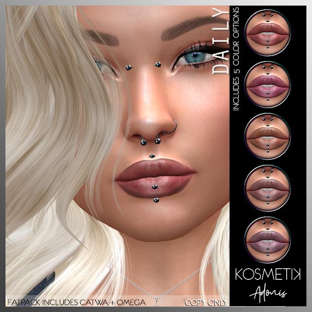 .kosmetik Adonis Daily Lipstick