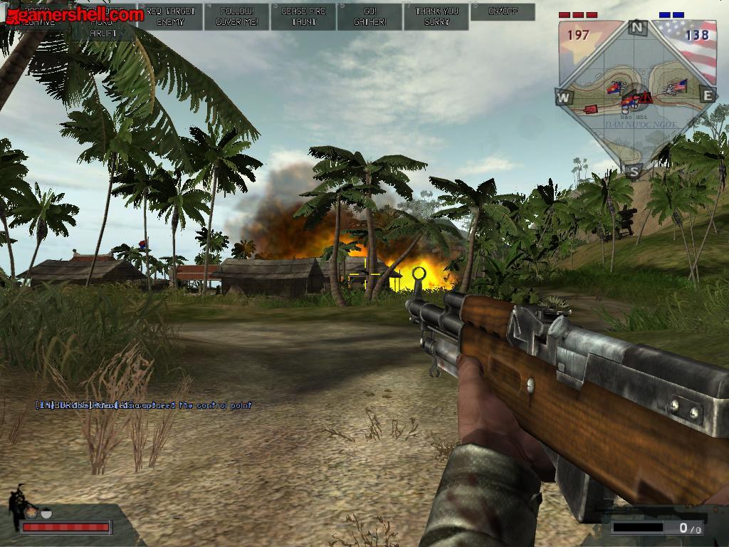 تحميل لعبة Battlefield Vietnam