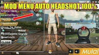 FFH4X Mod Joel Headshot APK Free Fire 100% Auto Headshot