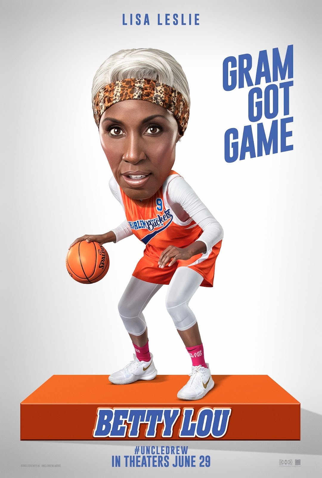9cd6390b55c After a successful five years as a fan-favorite digital episodic series,  originally conceived by Pepsi, UNCLE DREW, will hit theaters June 29, 2018.