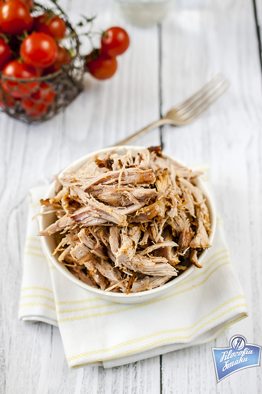 Pulled pork przepis