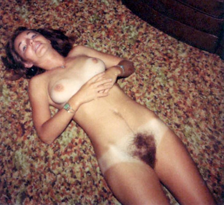 sister nude family polaroids